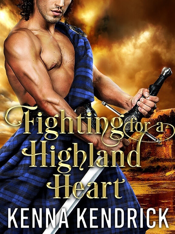 Fighting for a Highland Heart