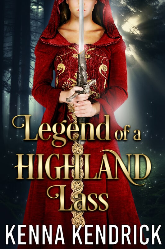 Legend of a Highland Lass