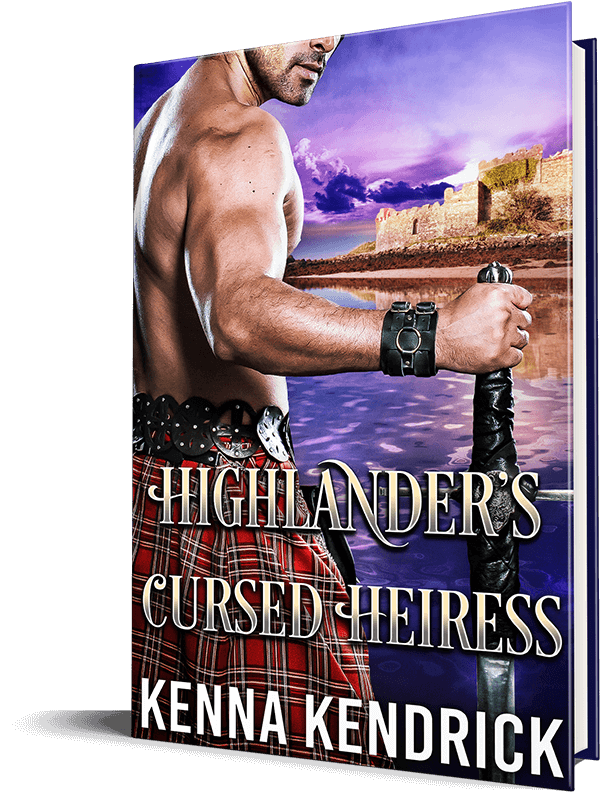 Highlander's Cursed Heiress