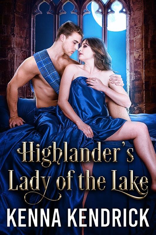 Highlander's Lady of the Lake