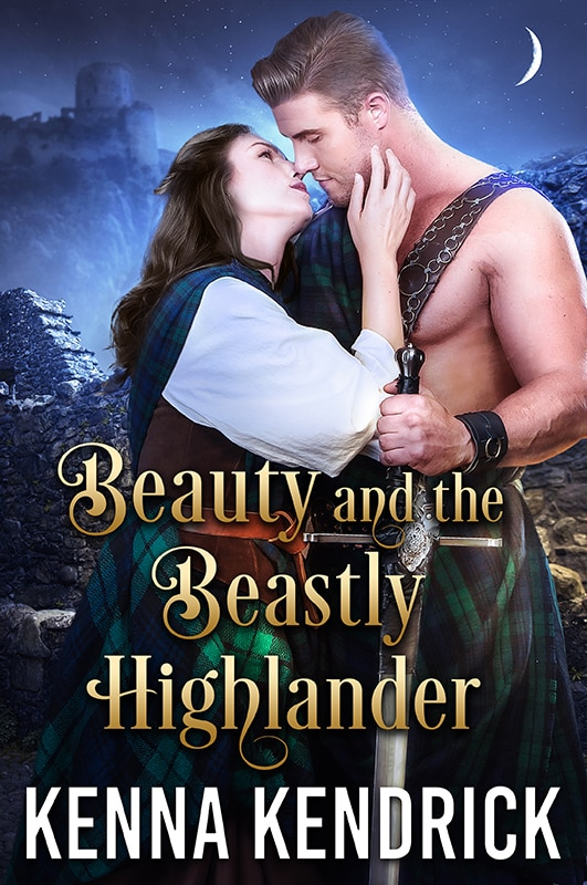 Beauty and the Beastly Highlander