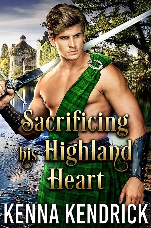 Sacrificing his Highland Heart