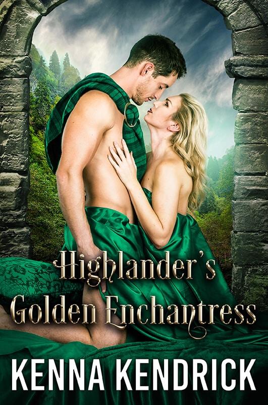 Highlander's Golden Enchantress